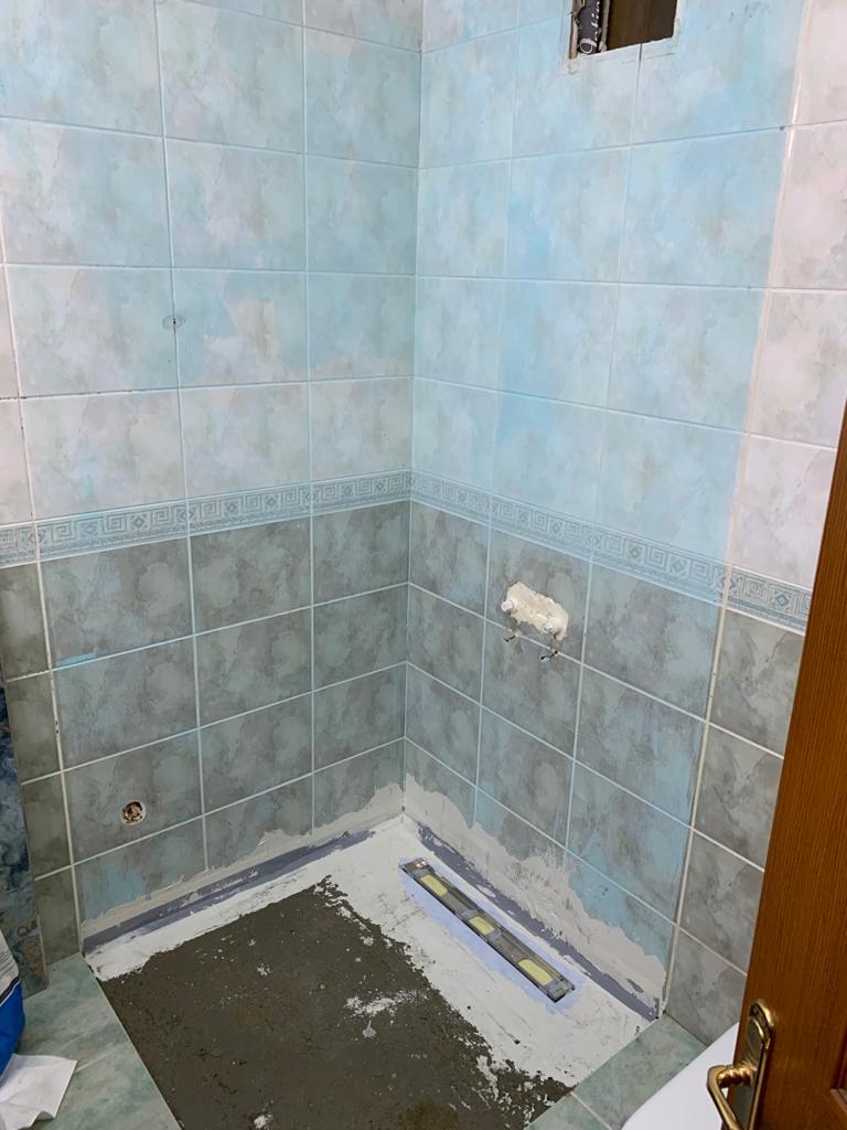 duş için zemini nasıl yapılır